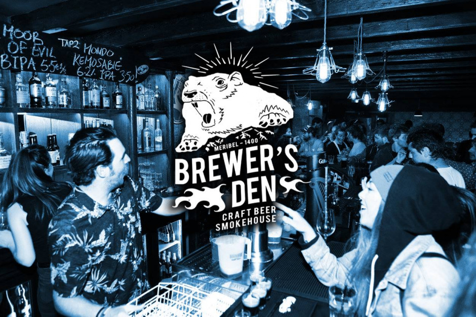 BREWERS DEN CRAFT BEER AND SMOKEHOUSE Restaurant MERIBEL