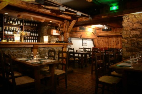 Among the best options in Meribel, France, is the centrally located La Taverne, which provides decent value for money in a nice setting.